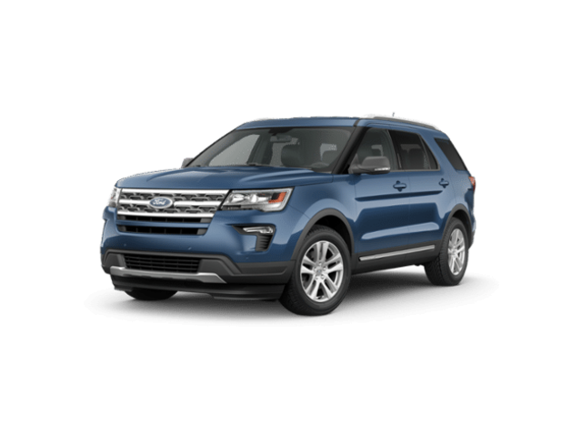New 2019 Ford Explorer XLT SUV  for sale/lease Jamestown NY